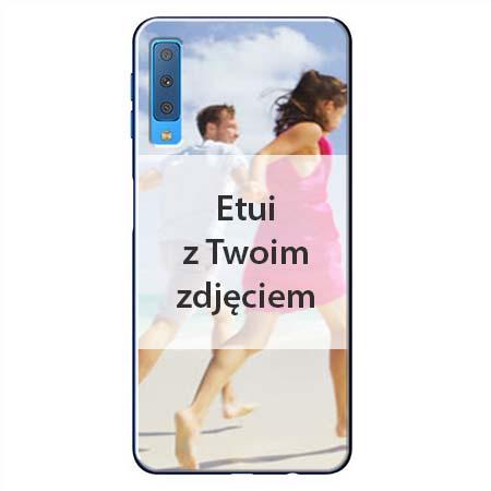 Zaprojektuj etui na telefon Samsung Galaxy A7 2018