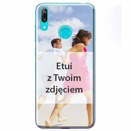 Zaprojektuj etui na telefon Huawei P Smart 2019
