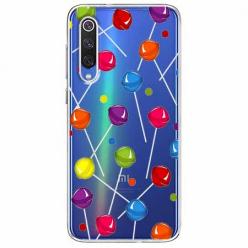 Etui na Xiaomi Mi 9 - Kolorowe lizaki.