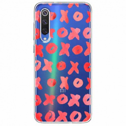 Etui na Xiaomi Mi 9 - XO XO XO.