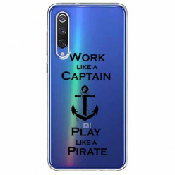 Etui na Xiaomi Mi 9 - Work like a Captain…