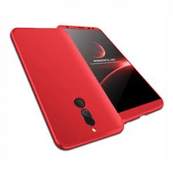 Etui na telefon Huawei Mate 10 Lite - Slim MattE 360 - Czerwony.