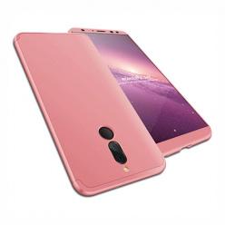 Etui na telefon Huawei Mate 10 Lite - Slim MattE 360 - Różowy.