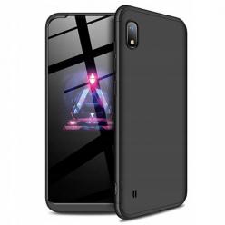 Etui na telefon Samsung Galaxy A10 - Slim MattE 360 - Czarny