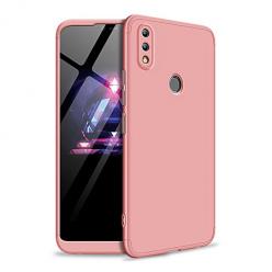 Etui na telefon Huawei Honor 8x - Slim MattE 360 - Różowy.