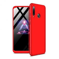 Etui na telefon Huawei P30 Lite - Slim MattE 360 - Czerwony.
