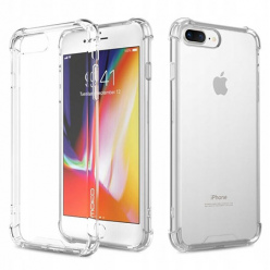 iPhone 7 plus Air-Shock Corner przezroczyste etui silikonowe.