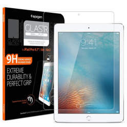 Apple iPad Air 1 Pro hartowane szkło Spigen Glass.TR
