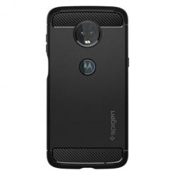Etui na Motorola Moto Z3 Play Spigen Rugged Armor - Czarny