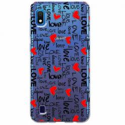 Etui na Samsung Galaxy A10 - Love, love, love…