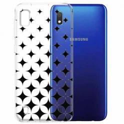 Etui na Samsung Galaxy A10 - Diamentowy gradient.