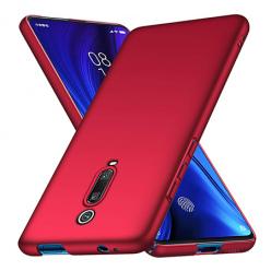 Etui na telefon Xiaomi Mi 9T - Slim MattE - Czerwony.