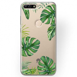 Etui na Huawei Y6 Prime 2018 - Welcome to the jungle.