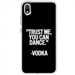 Etui na telefon Huawei Y5 2019 - Trust me You can Dance