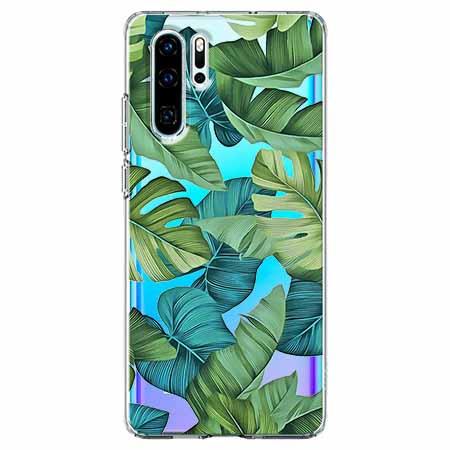 Etui na telefon Huawei P30 Pro - Wyprawa do jungli.