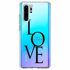 Etui na telefon Huawei P30 Pro - All you need is LOVE.