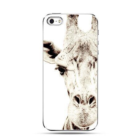 Etui na Apple iPhone 6 plus - Żyrafa
