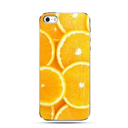 Pomarańcze - Twarde Etui z nadrukiem iPhone 6 plus