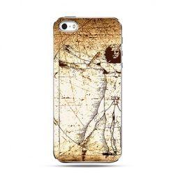 Etui na Apple iPhone 6 plus - Człowiek vitruwiański Da Vinci