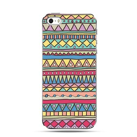Etui na Apple iPhone 6 plus - Azteckie wzory