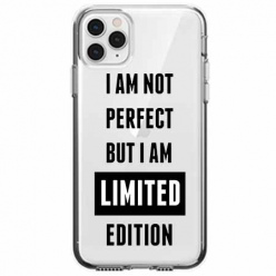 Etui na telefon Apple iPhone 11 Pro Max - I Am not perfect…