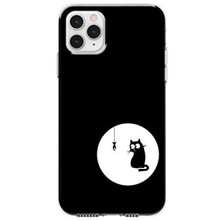 Etui na telefon Apple iPhone 11 Pro - Kotek