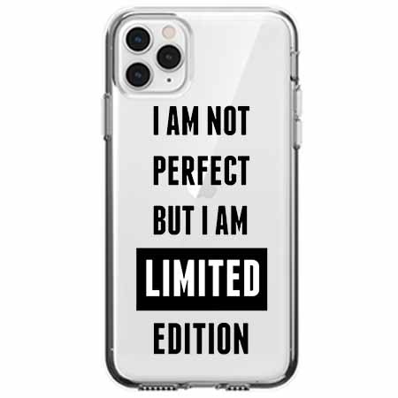 Etui na telefon Apple iPhone 11 Pro - I Am not perfect…