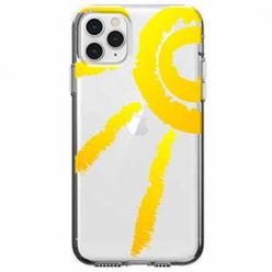 Etui na telefon Apple iPhone 11 Pro - Wakacyjne słońce.