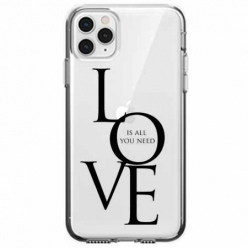 Etui na telefon Apple iPhone 11 Pro - All you need is LOVE.