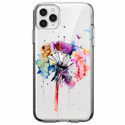 Etui na telefon Apple iPhone 11 Pro -  Watercolor dmuchawiec.