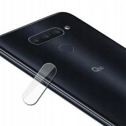 LG Q60 Hartowane szkło na aparat, kamerę z tyłu telefonu