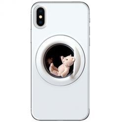 Etui na telefon iPhone XS Max - Misio w pralce