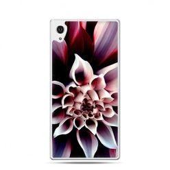 Kwiat dalia etui z nadrukiem dla Xperia Z2