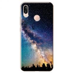 Etui na Huawei P20 Lite - Droga mleczna Galaktyka