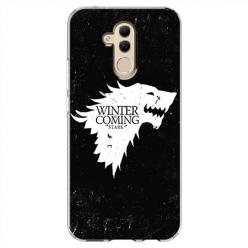 Etui na Huawei Mate 20 Lite - Winter is coming White