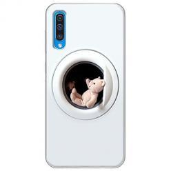 Etui na Samsung Galaxy A50 - Misio w pralce