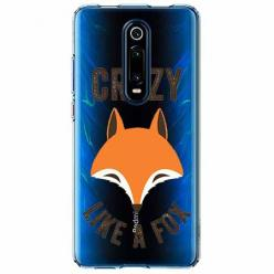Etui na Xiaomi Mi 9T Pro - Crazy like a fox.