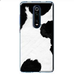 Etui na Xiaomi Mi 9T - Łaciata krowa
