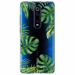Etui na Xiaomi Mi 9T - Zielone liście palmowca