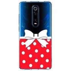 Etui na Xiaomi Mi 9T - Gustowna kokardka.