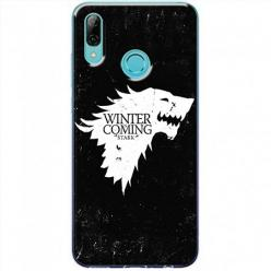 Etui na Huawei P Smart Z - Winter is coming White