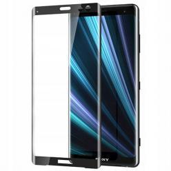 Sony Xperia XZ3 hartowane szkło na cały ekran 3D - Czarny.