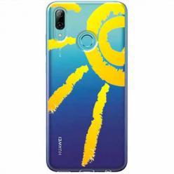 Etui na Huawei P Smart Z - Wakacyjne słońce.