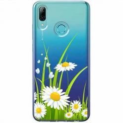 Etui na Huawei P Smart Z - Polne stokrotki.