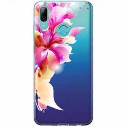 Etui na Huawei P Smart Z - Bajeczny kwiat.