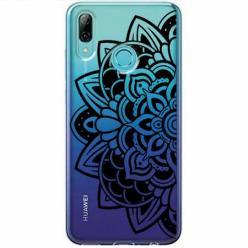 Etui na Huawei P Smart Z - Kwiatowa mandala.