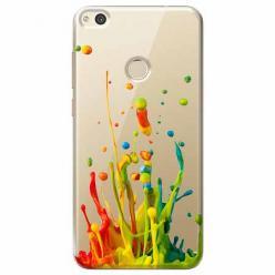Etui na Huawei P9 Lite 2017 - Kolorowy splash.