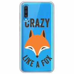 Etui na Samsung Galaxy A30s - Crazy like a fox.