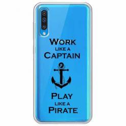 Etui na Samsung Galaxy A30s - Work like a Captain…
